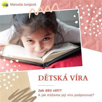 obal eKnihy Dětská víra